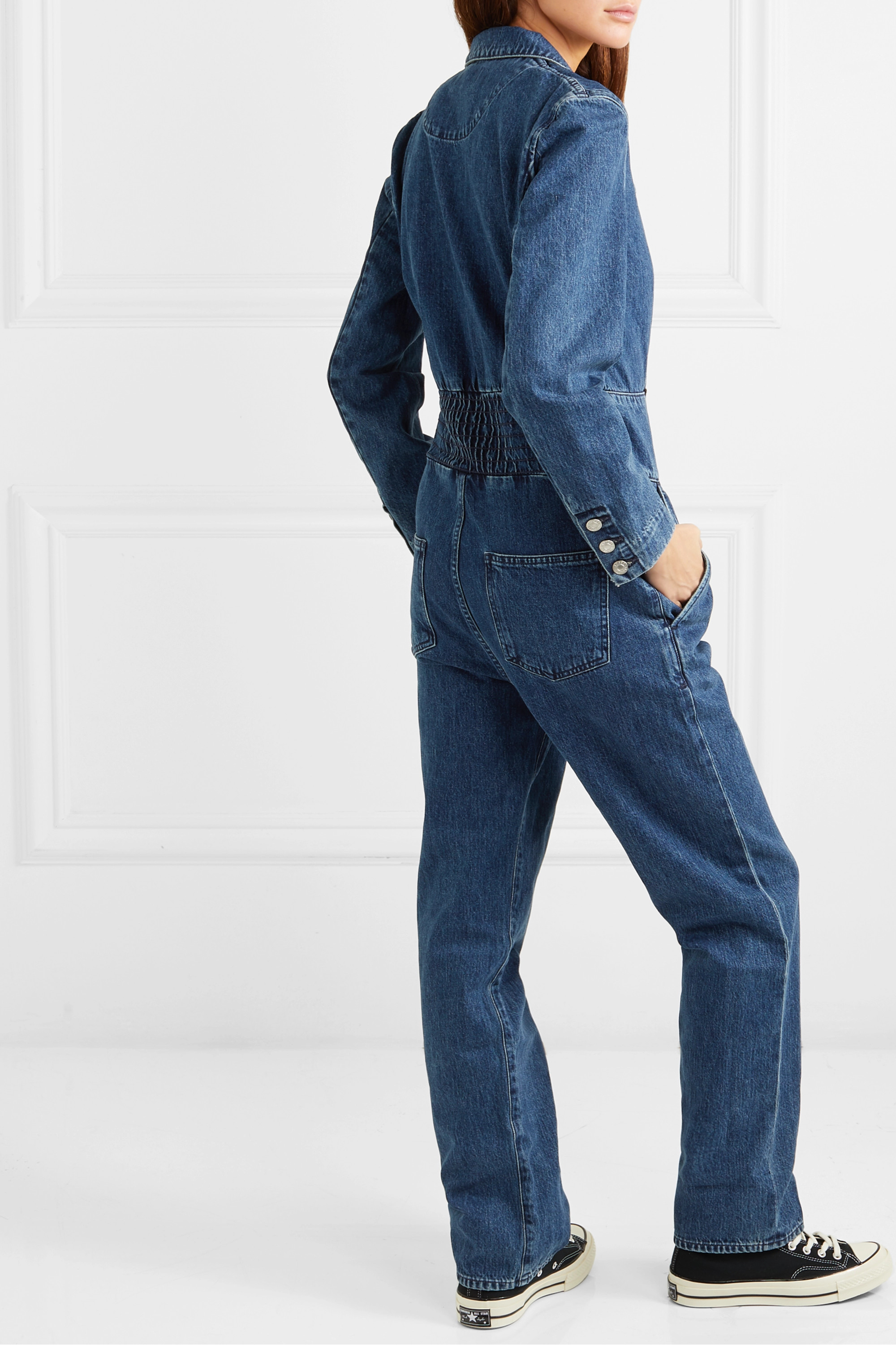 AGOLDE Luca denim jumpsuit