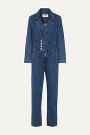 Luca Jumpsuit aus Denim