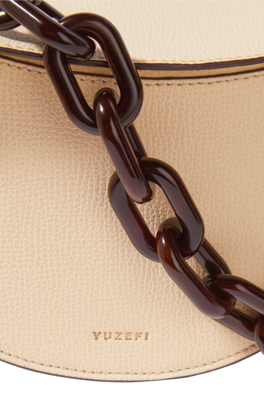 Yuzefi Doris textured-leather tote