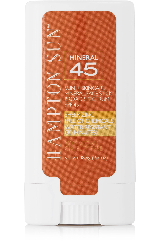 Hampton Sun SPF45 Mineral Face Stick