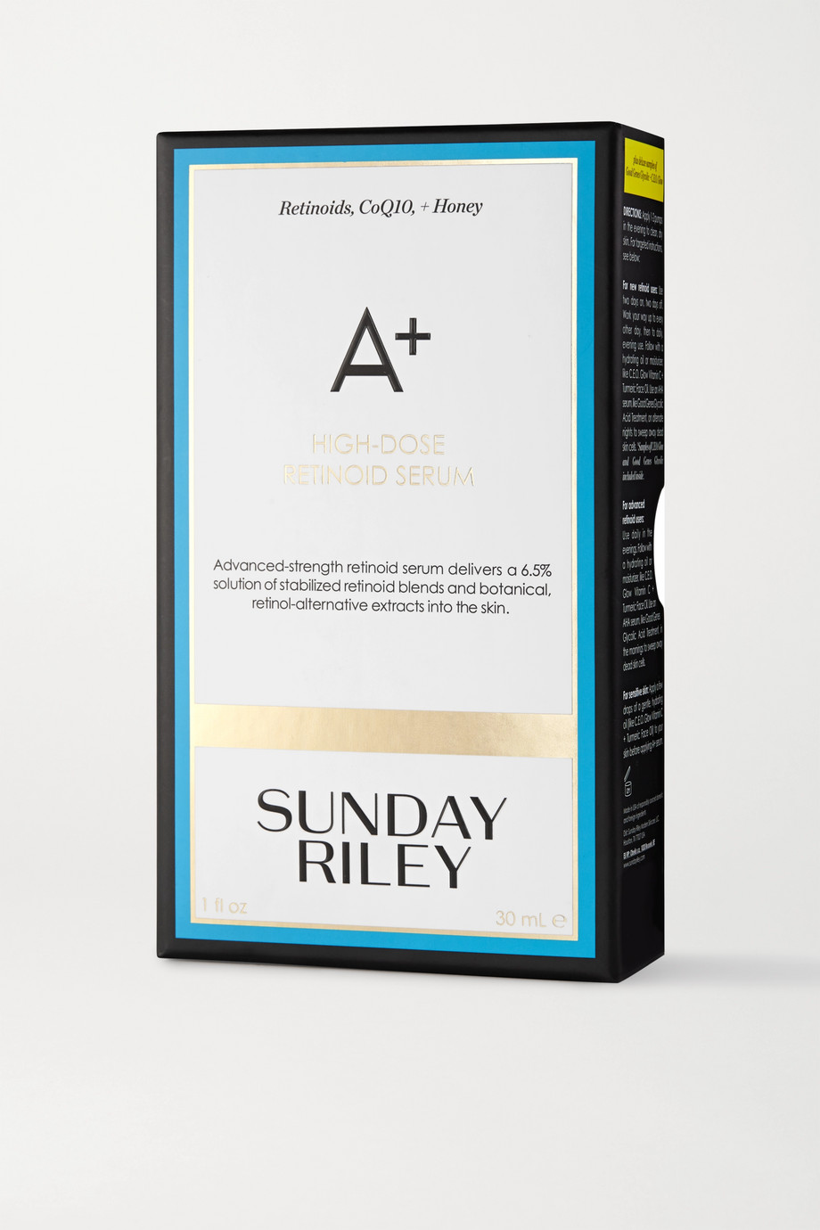 Sunday Riley A+ High-Dose Retinoid Serum, 30ml