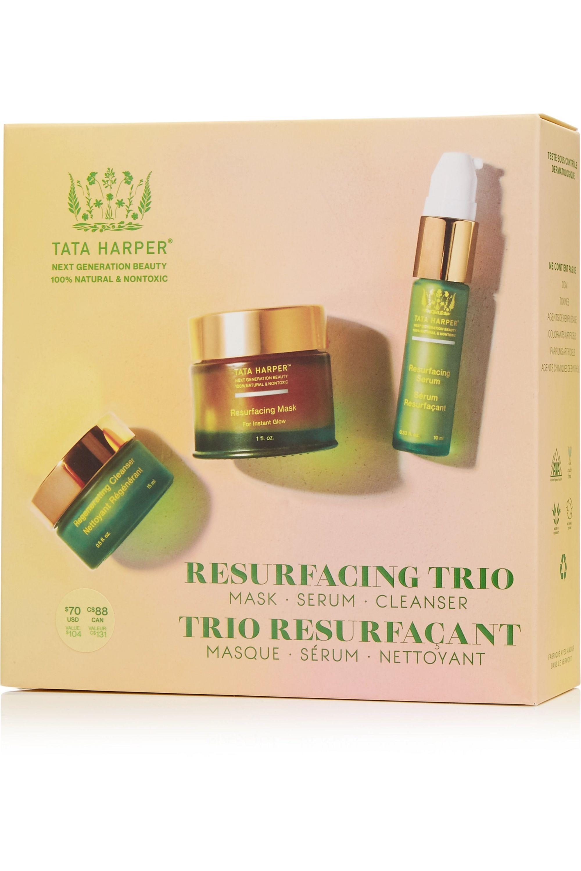 Tata Harper Resurfacing Trio
