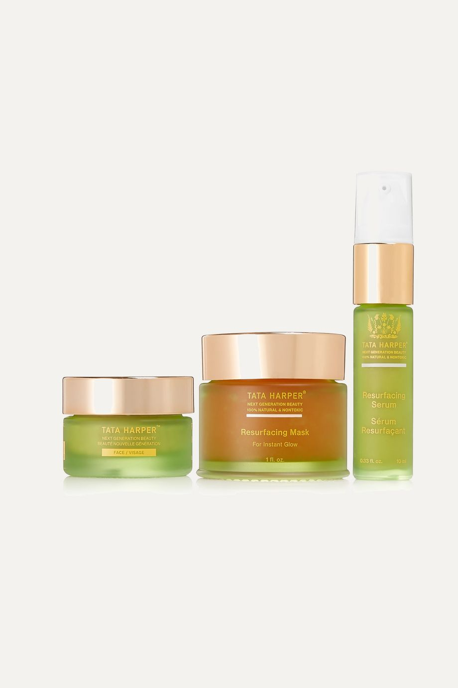 Tata Harper Resurfacing Trio