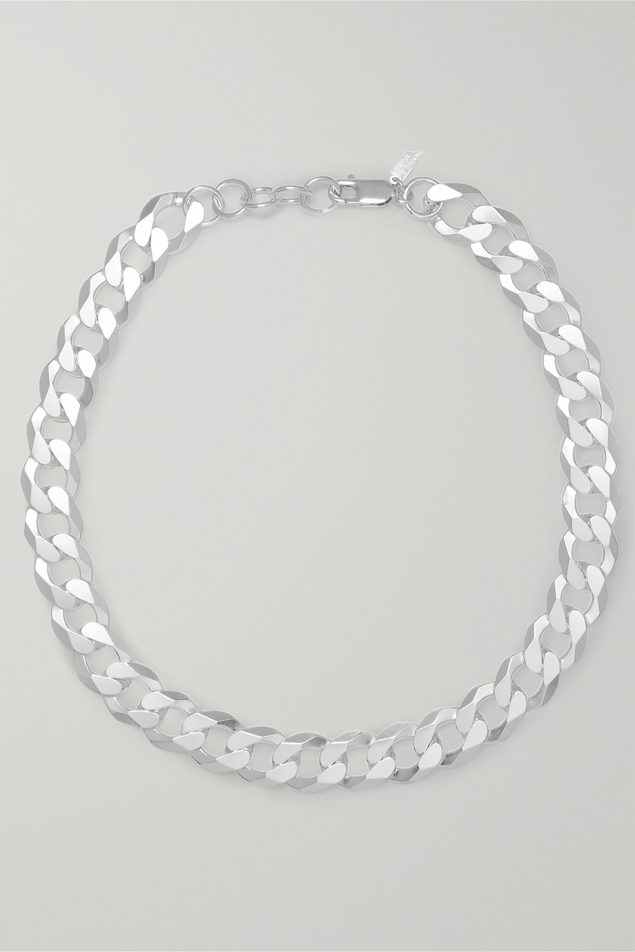 Loren Stewart XL silver necklace