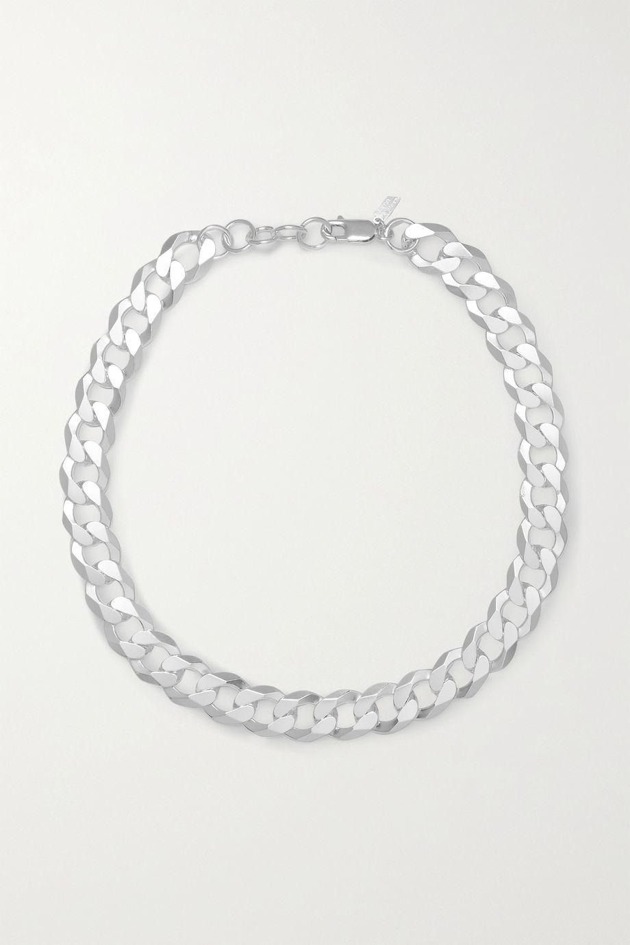 Loren Stewart XL 银质项链