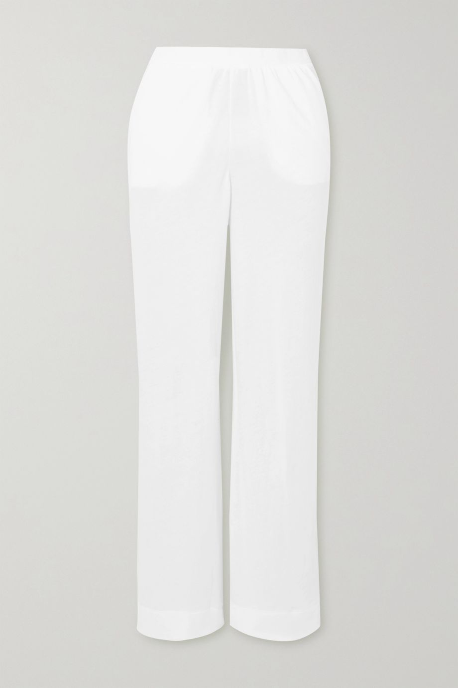 Skin Adrielle brushed-cotton pajama pants