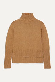 The Range Downy knitted turtleneck sweater