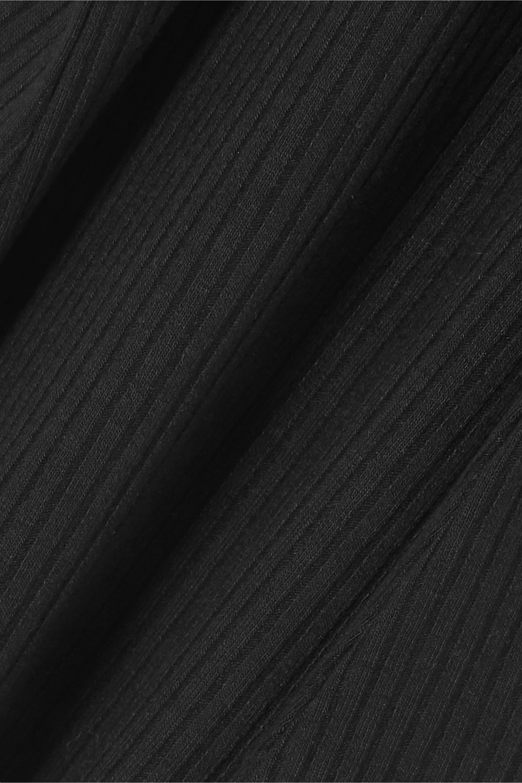 The Range Alloy stretch-knit turtleneck top
