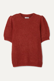 Nicolette knitted sweater