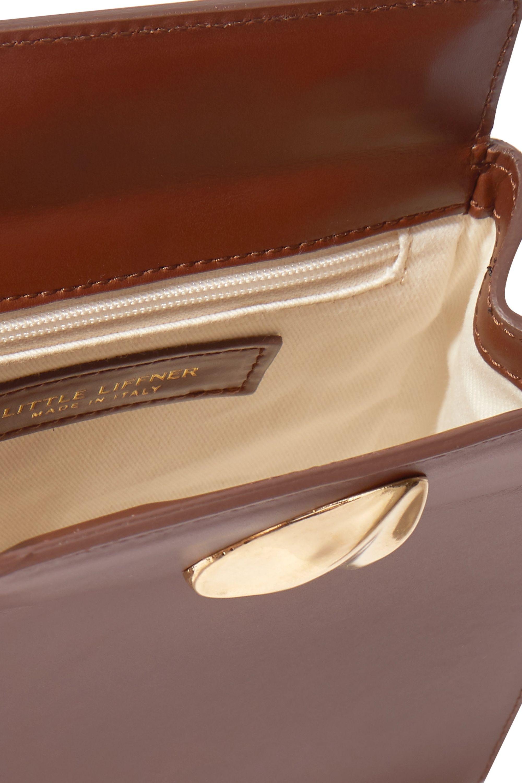 Little Liffner Mademoiselle mini leather shoulder bag