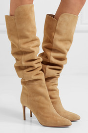 Gainsbourg 85 suede knee boots