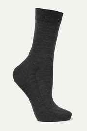 FALKE No. 3 wool-blend socks