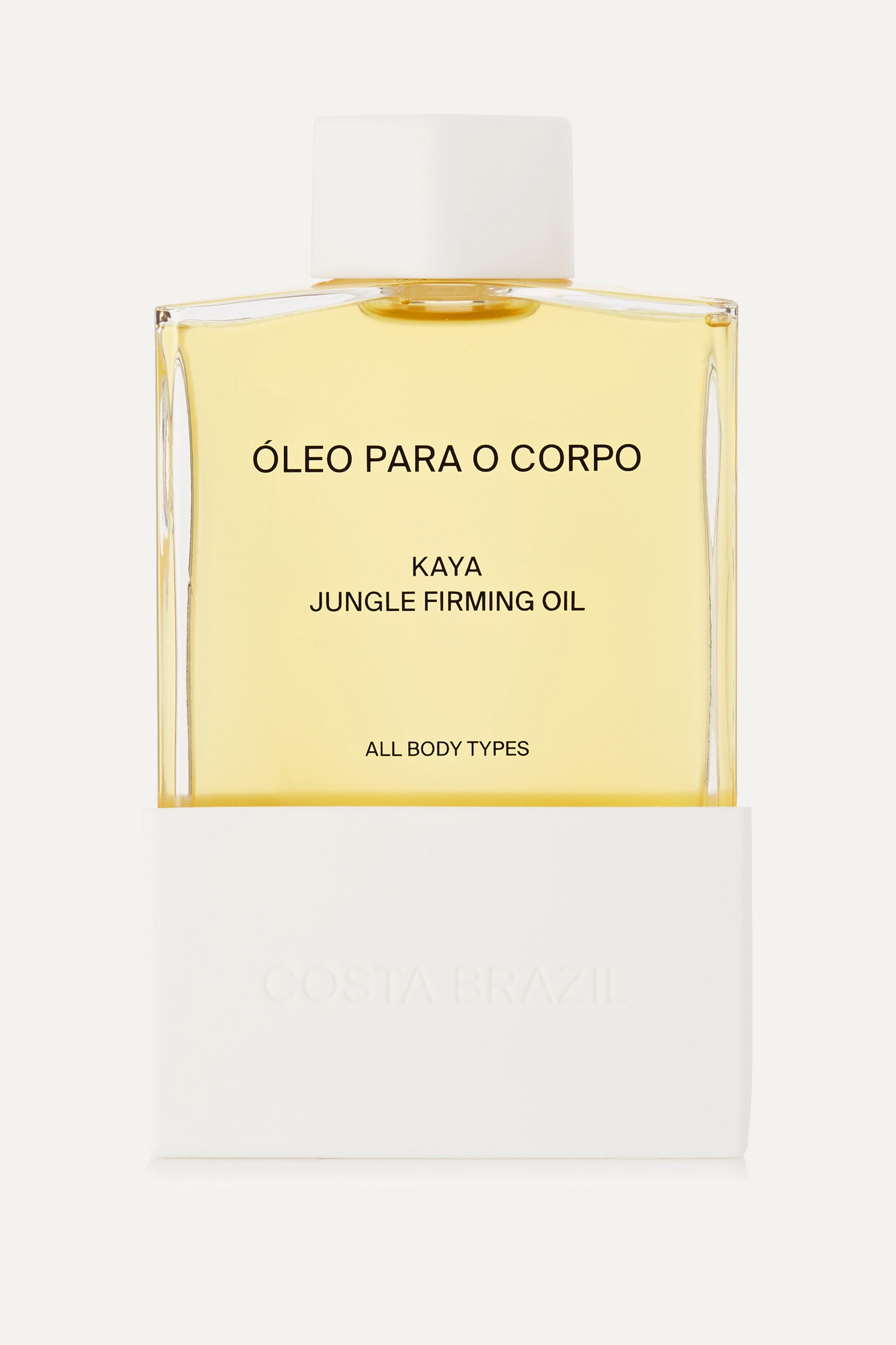 Costa Brazil Kaya Jungle Firming Body Oil, 100ml