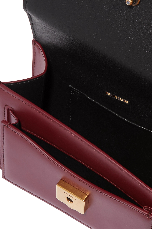 Balenciaga Sharp XS leather shoulder bag