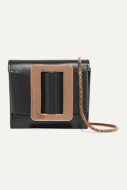 BOYY Mini buckled leather shoulder bag