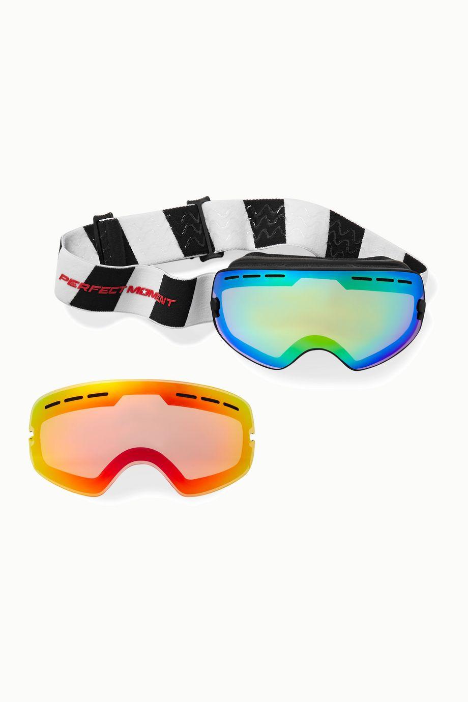 Perfect Moment Kids Mountain Mission mirrored ski goggles