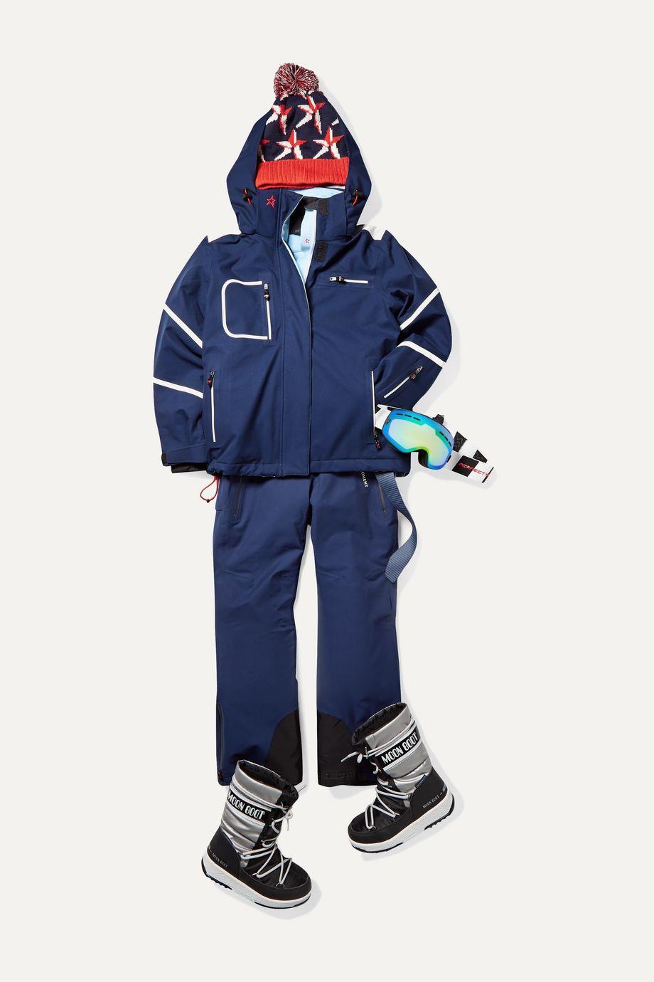 Perfect Moment Kids Ages 6 - 12 Chamonix padded ski pants