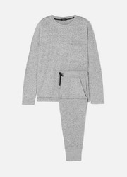 Rails Micah brushed jersey sweatshirt and track pants set