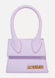 Le Chiquito mini leather tote