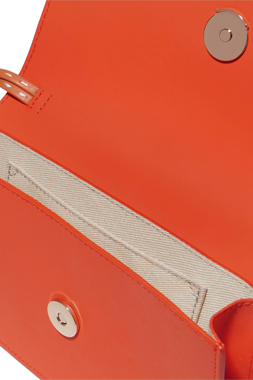 Jacquemus Le Riviera leather shoulder bag