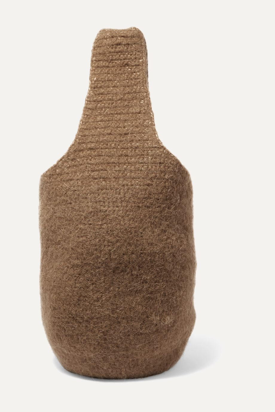 Lauren Manoogian Calabaza 棉质羊驼毛羊毛混纺手提包
