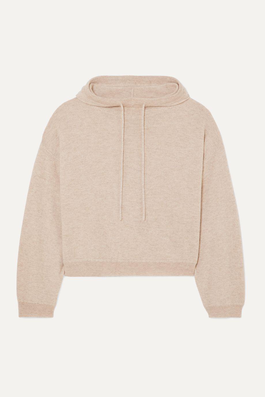 LOULOU STUDIO Salina cashmere hoodie