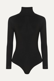 LOULOU STUDIO Galora wool-blend turtleneck bodysuit