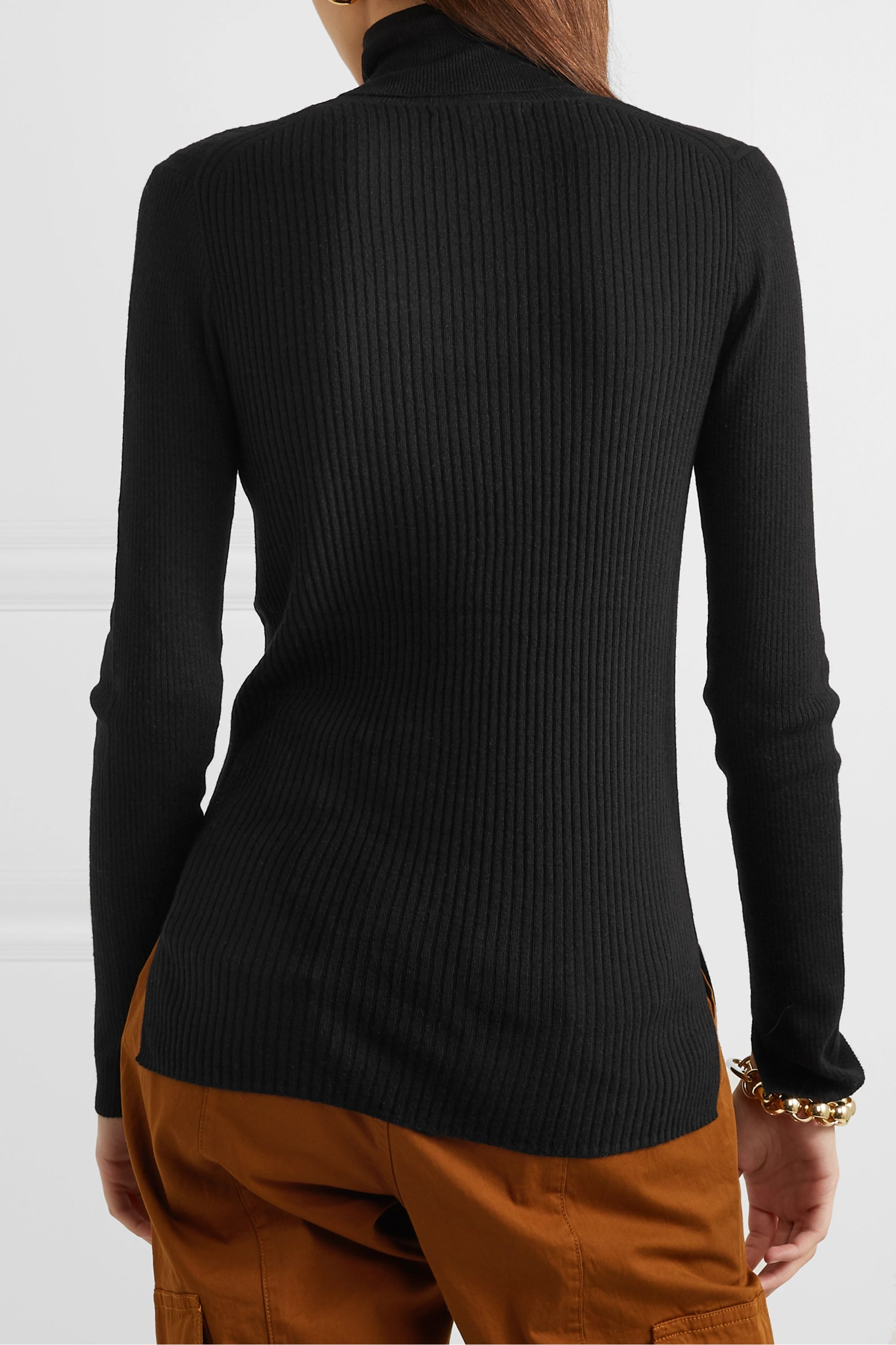 Alex Mill Ribbed wool-blend turtleneck sweater