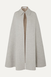 JW Anderson Wool and cashmere-blend cape