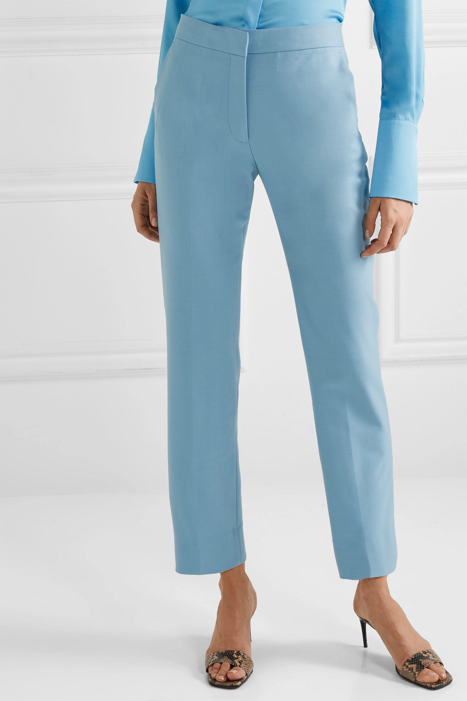 Victoria, Victoria Beckham 斜纹布直筒裤