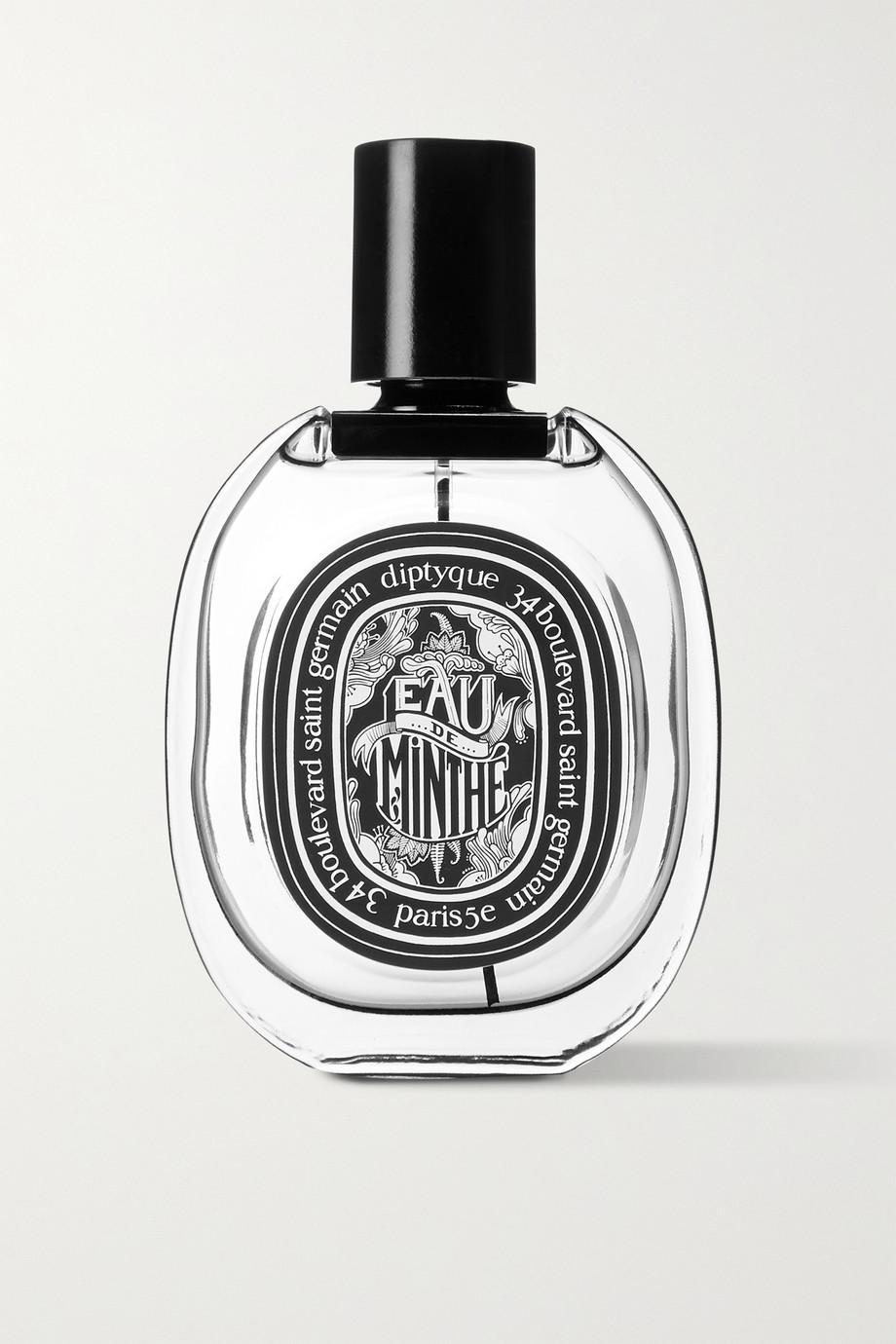 Diptyque Eau de Minthé – Minze, Geranie & Patschuli, 75 ml – Eau de Parfum