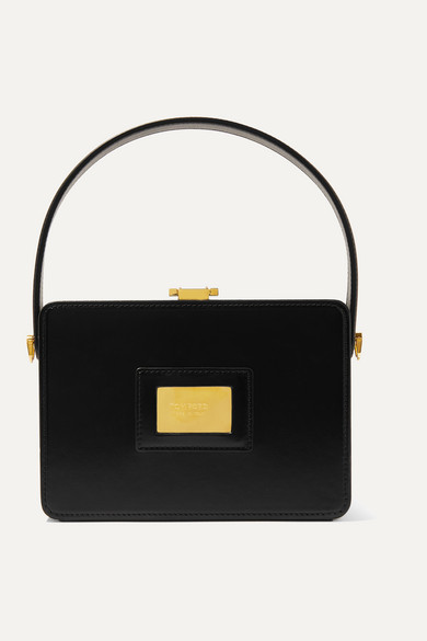 Tom Ford Totes Box small leather tote
