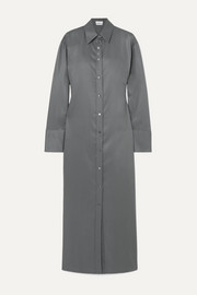 Nye Tencel shirt dress