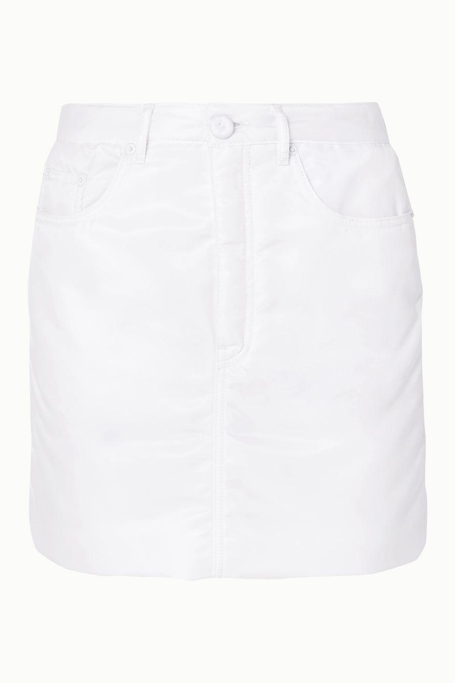 MM6 Maison Margiela Padded shell mini skirt