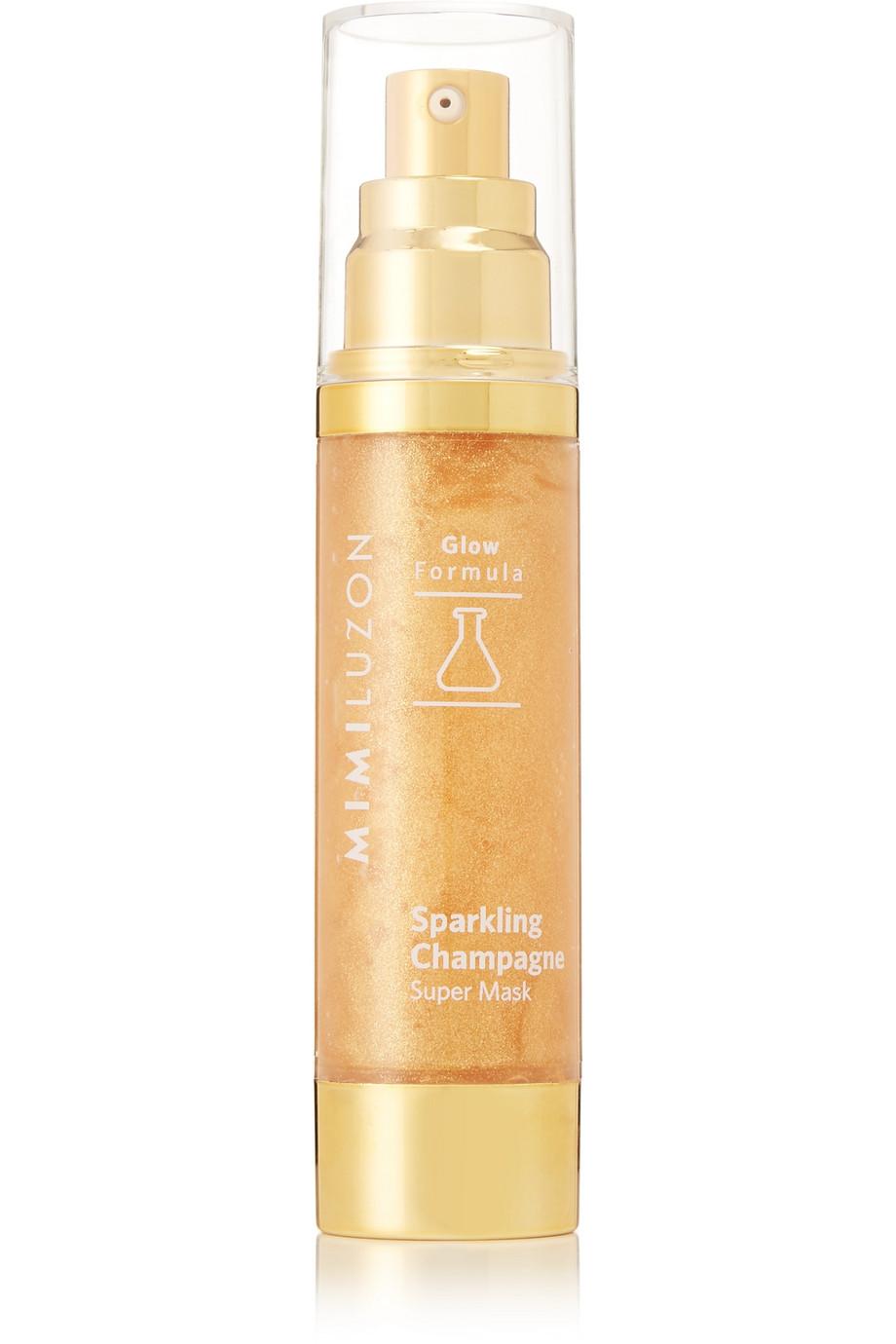 Mimi Luzon Sparkling Champagne Super Mask, 50 ml – Gesichtsmaske