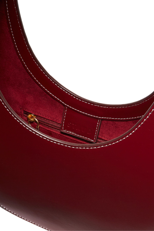 STAUD Moon leather tote