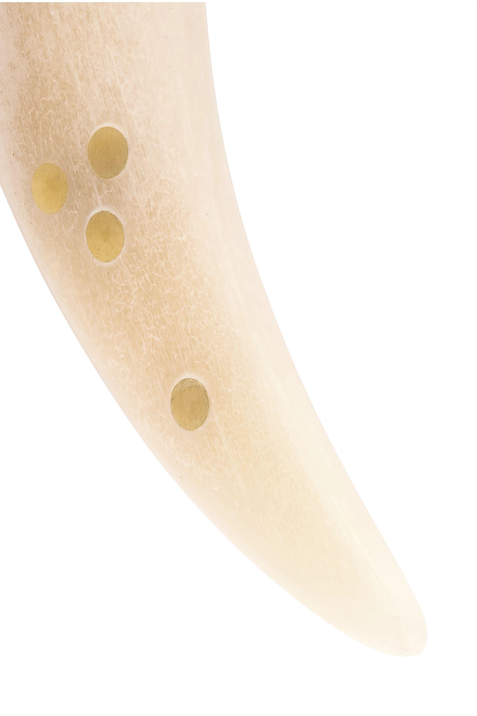 Isabel Marant 骨制金色耳环