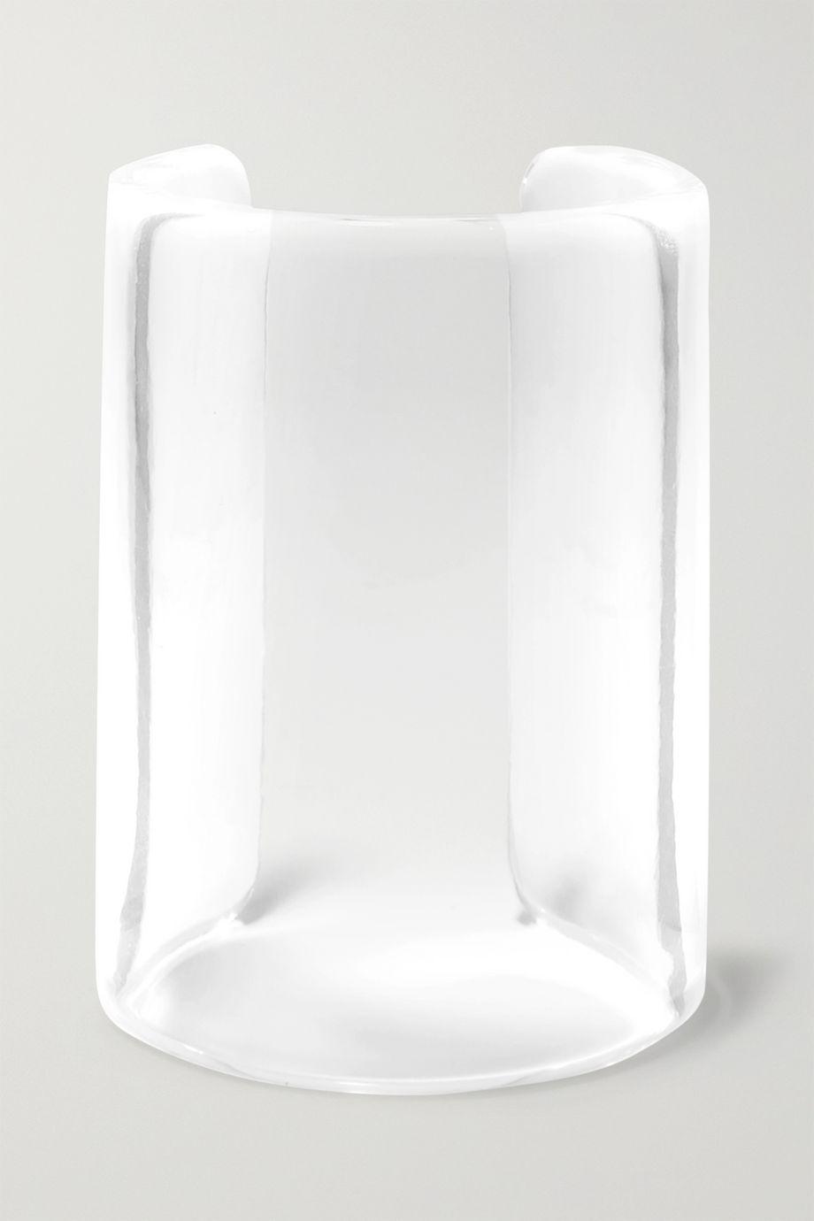 Dries Van Noten Perspex cuff
