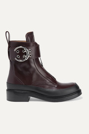 Roy leather ankle boots
