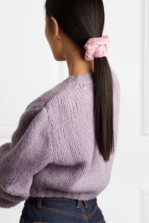 Jennifer Behr Tie-dyed silk hair tie