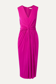 Jason Wu Collection Twist-front stretch-jersey dress