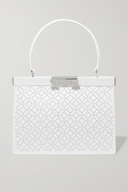 Alaïa Cecile studded leather tote