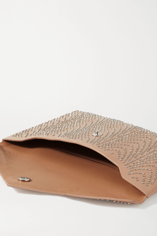 Alaïa Small studded clutch