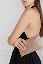 Alaïa Small studded clutch