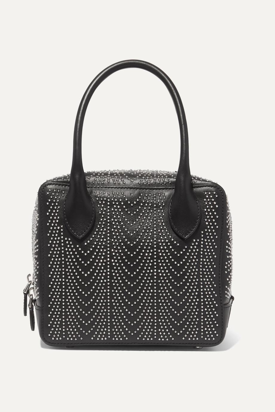 Alaïa Studded leather tote