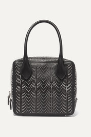 Alaïa Studded leather tote