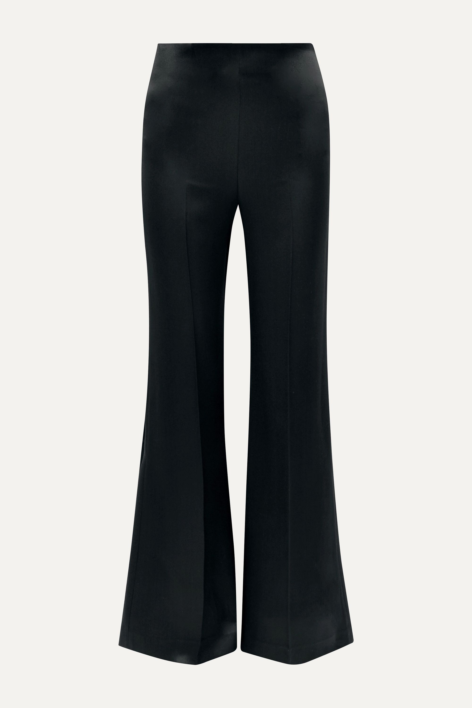 Joseph Devyn silk-satin wide-leg pants
