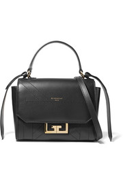 Eden mini leather shoulder bag