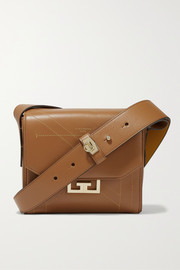Eden small leather shoulder bag