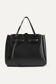 Lazo large leather tote
